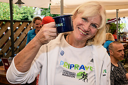 Priprave za Ljubljanski maraton 2019, on August 3, 2019, in Mostec, Ljubljana, Slovenia. Photo by Milan Tomazin / Sportida