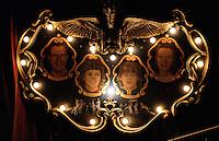 Diana Moreno circus, Paris, France