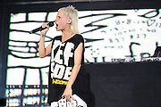 South African rap act Die Antwoord performing at HARD NYC in South Island Field at Governors Island, NYC. July 24, 2010. Copyright © 2010 Matt Eisman. All Rights Reserved.
