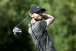 May 13, 2017 - Ponte Vedra Beach, Florida, United States - Kyle Stanley tees off the 13th hole during the third round of The PLAYERS Championship at TPC Sawgrass. (Credit Image: © Debby Wong via ZUMA Wire)
