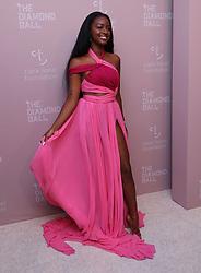 September 15, 2018 - New York City, New York, USA - 9/13/18.Justine Skye at Rihanna''s 4th Annual Diamond Ball held at Cipriani Wall Street in New York City..(NYC) (Credit Image: © Starmax/Newscom via ZUMA Press)
