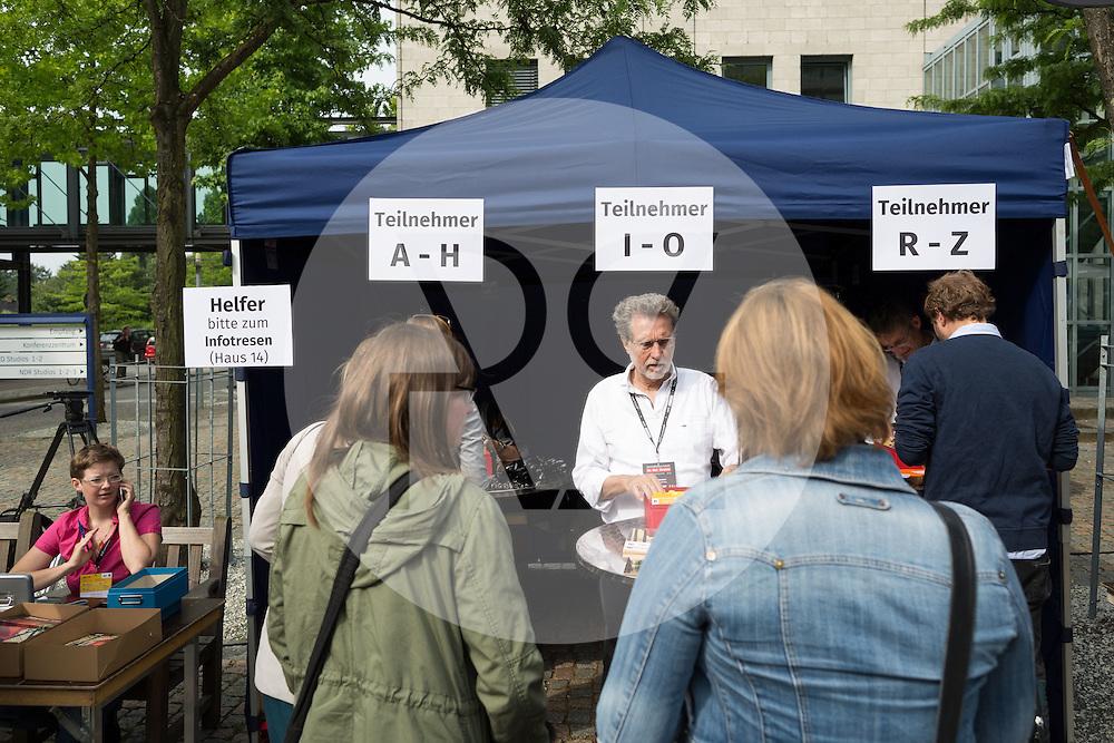 DEUTSCHLAND - HAMBURG - Impressionen der netzwerk recherche e.V. Jahreskonferenz 2016 - 08. Juli 2016 © Raphael Hünerfauth - http://huenerfauth.ch