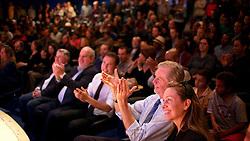 José Fortunati durante Inauguração do estúdio popular Geraldo Flach, no Teatro de Câmara Túlio Piva. FOTO: Jefferson Bernardes/Preview.com