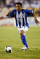 Fotball<br /> 06.06.2009<br /> USA v Honduras<br /> Foto: Gepa/Digitalsport<br /> NORWAY ONLY<br /> <br /> Bild zeigt Elvis Turcios (HON)
