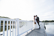 Jennifer and Edward were married at Saint Paul's Lutheran Church. Photos and first look were done in their families beautiful backyard, with a beautiful scenic overlook. The reception and party, full of fun and joy, were at Oak Pointe Country Club, in Brighton, Michigan.