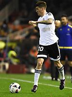 Valencia's  Rodrigo de Paul  during Spain King Cup match. December 16, 2015. (ALTERPHOTOS/Javier Comos)