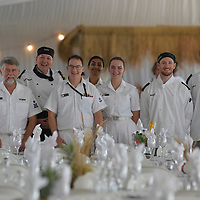 Navy at Long Table Lunch - Rockingham 2020