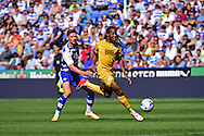 Preston North End midfielder Daniel Johnson (11) on the charge during the EFL Sky Bet Championship match between Reading and Preston North End at the Madejski Stadium, Reading, England on 6 August 2016. Photo by Jon Bromley.