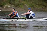 Crew: 97 - Cahill / Saary - Barnes Bridge Ladies Rowing Club - W MasB/C 2- <br /> <br /> Pairs Head 2020