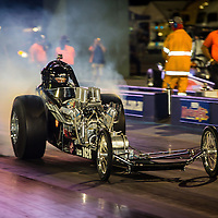 Paul Ryan - 1628 - Famoso Slingshot - Woody Gilmore Front Engined Dragster - Modified (A/MD)