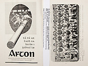 All Ireland Senior Hurling Championship Final, .Brochures, .23.09.1956, 09.23.1956, 23rd September 1956,.Wexford 2-14, Cork 2-8,.Minor Kilkenny v Tipperary, .Senior Cork v Wexford,.Croke Park,..Advertisements, Afton Cigarettes,