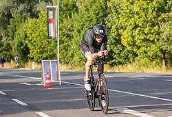 07.07.2019, Klagenfurt, AUT, Ironman Austria, Radfahren, im Bild Alexander Gräf (AUT) // Alexander Gräf (AUT) during the bike competition of the Ironman Austria in Klagenfurt, Austria on 2019/07/07. EXPA Pictures © 2019, PhotoCredit: EXPA/ Johann Groder