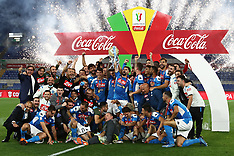SSC Napoli Wins Coppa Italia - 17 June 2020