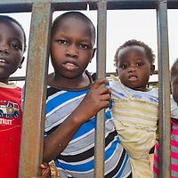 Children in Mathare by Felistar Oyolo