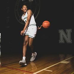 Newman Boys Basketball Portraits