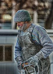 2013 Saint Paul Winter Carnival - ICE Sculpting @ Rice Park