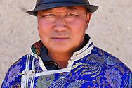 Mongolian Shepherd Bai Shuang Xi, Inner Mongolia, China