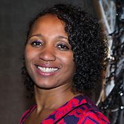 NLD/Naarden/20140414 - Presentatie programma Ik Ben Een Ster, Haal Me Hier Uit!, Ex-judoka Deborah Gravenstijn