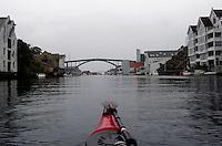 Kayaking Haugesund