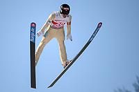 Hopp<br /> FIS World Cup<br /> 31.01.2014<br /> Willingen Tyskland<br /> Foto: Gepa/Digitalsport<br /> NORWAY ONLY<br /> <br /> FIS Weltcup der Herren, Training und Qualifikation. <br /> Bild zeigt Robert Johansson (NOR).