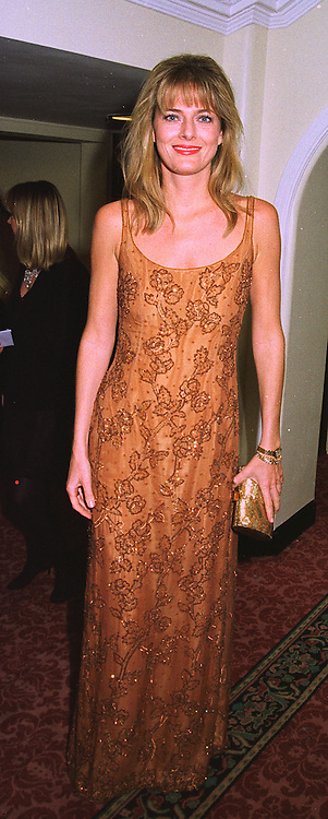 MRS PAOLA THOLSTRUP former wife of restaurenteur Mogens Tholstrup, at a ball in London on 20th November 1997.MDN 107