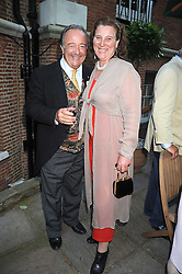 SIR DAI LLEWELLYN and PRINCESS KATARINA OF YUGOSLAVIA at a party to celebrate the publication on 'Unsuitable' by Suzy Parsons held at St.Stephen's Club, 34 Queen Anne's Gate, London SW1 on 19th June 2008<br />