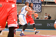 Marcus Thornton<br /> Red October Cantu' - Consultinvest Pesaro<br /> LegaBasket 2016/2017<br /> Desio 13/10/2016<br /> Foto Ciamillo-Castoria