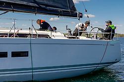 , Maibock Regatta 11. - 12.05.2019, ORC - SEA LOUNGE - GER 7336 - GRAND SOLEIL 39 - Ralf DREWS - Seglervereinigung Brunsbüttel e. V