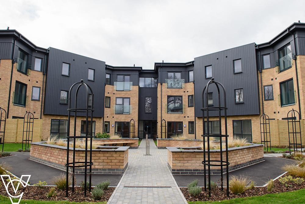 Official opening of Keystone Developments' (part of Longhurst Group) Home Grange development, Boultham Park, Lincoln.<br /> <br /> Picture: Chris Vaughan Photography for Longhurst Group<br /> Date: March 23, 2018