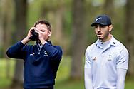 11-05-2019 Foto's NGF competitie hoofdklasse poule H1, gespeeld op Drentse Golfclub De Gelpenberg in Aalden. Foursomes:   Houtrak 1 - Michael Kraaij en Ronny Giezen