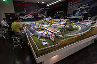 Toy Remote-Controlled Race Track