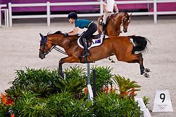 Tops-Alexander Edwina, AUS, Identity Vitseroel, 306<br /> Olympic Games Tokyo 2021<br /> © Hippo Foto - Dirk Caremans<br /> 01/08/2021