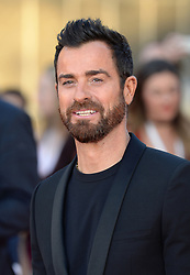 Justin Theroux attending the Maniac World Premiere, BFI Southbank, London. Photo credit should read: Doug Peters/EMPICS