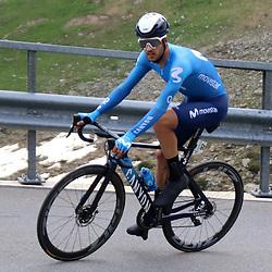 ANDERMATT (SUI) CYCLING<br /> Tour de Suisse stage 7<br /> <br /> Hector Carretero (Spain / Team Movistar)