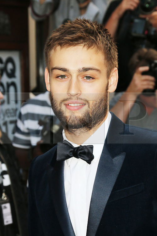 Douglas Booth, GQ Men of the Year Awards, Royal Opera House, London UK, 03 September 2013, (Photo by Richard Goldschmidt)
