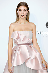 May 23, 2019 - Antibes, Alpes-Maritimes, Frankreich - Josephine Skriver attending the 26th amfAR's Cinema Against Aids Gala during the 72nd Cannes Film Festival at Hotel du Cap-Eden-Roc on May 23, 2019 in Antibes (Credit Image: © Future-Image via ZUMA Press)