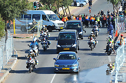 The funeral proceedings of the late struggle icon Winnie Madikizela-Mandela proceeds to Orlando Stadium in Soweto, Gauteng.<br />232<br />14.04.2018  <br />Picture: Itumeleng English: African News Agency(ANA)