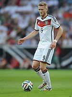 Fotball<br /> Tyskland v Armenia<br /> 06.06.2014<br /> Foto: Witters/Digitalsport<br /> NORWAY ONLY<br /> <br /> Andre Schürrle (Deutschland)<br /> Fussball, Testspiel, Deutschland - Armenien 6:1