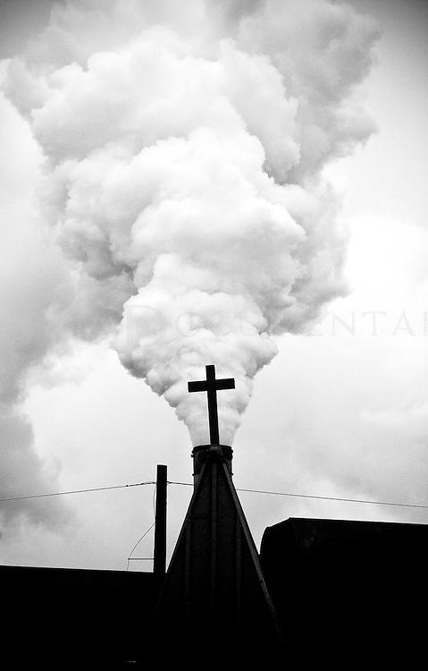 Old Catholic Church, Braddock, Pa. borough outside of Pittsburgh.