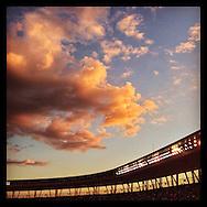 iPhone Instagram of Target Field in Minneapolis, Minnesota on July 3, 2014