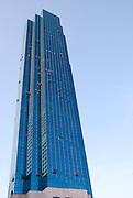 Israel, Tel Aviv, Modern High rise building