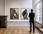 Amsterdam, dana Lixemberg Exhibition at Huis Marseille