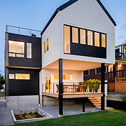 Home designed by Click Architects
