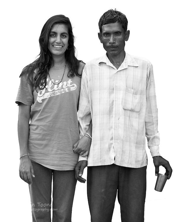 Portraits of Navdanya workers and volunteers.