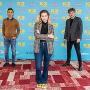 NL/Amsterdam/20201208 - Persmoment K3-film Dans van de Farao,