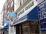 Hatton Garden Jewellery Quarter and Diamond Centre, London, England