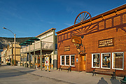 Heritage Buildings<br /> Dawson City<br />