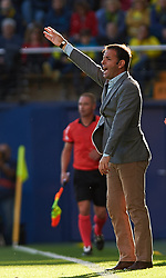 November 4, 2018 - Vila-Real, Castellon, Spain - Javier Calleja of Villarreal CF during the La Liga match between Villarreal CF and Levante UD at La Ceramica Stadium on November 4, 2018 in Vila-real, Spain  (Credit Image: © Maria Jose Segovia/NurPhoto via ZUMA Press)
