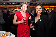 LUCY GROEN; ERICA RAZZAQUE,  House of Lords and House of Commons Parliamentary Palace of Varieties in aid of Macmillan Cancer Support. <br /> Park Lane Hotel, Piccadilly, London, 7 March 2012.