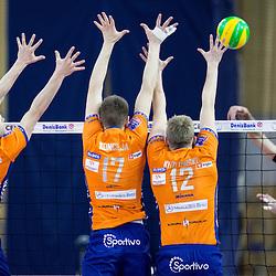 20150127: SLO, Volleyball - CEV Champions League Men,  ACH Volley vs Berlin Recycling Volleys